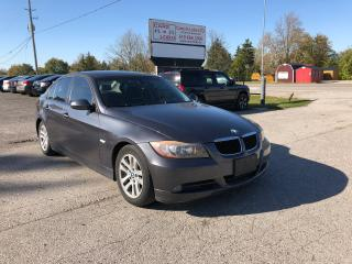 Used 2007 BMW 3 Series 328I for sale in Komoka, ON
