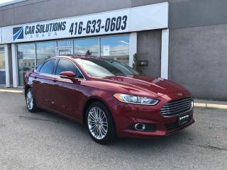 Used 2013 Ford Fusion SE for sale in Toronto, ON