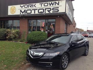 Used 2015 Acura TLX V6 Elite for sale in North York, ON