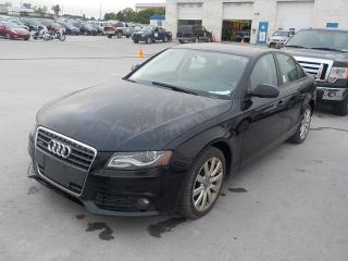 Used 2011 Audi A4 Premium for sale in Innisfil, ON