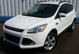 Used 2015 Ford Escape SE 4WD *LEATHER-NAVIGATION* for sale in Kitchener, ON