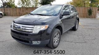 Used 2008 Ford Edge SEL for sale in Mississauga, ON