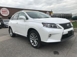 Used 2015 Lexus RX 350 BACK-UP CAMERA for sale in North York, ON