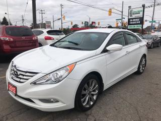Used 2012 Hyundai Sonata SE Auto l No Accidents l for sale in Waterloo, ON