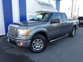 Used 2012 Ford F-150 XLT XTR 4x4, Super Cab, 6.5 Box, Gas and Propane for sale in Langley, BC