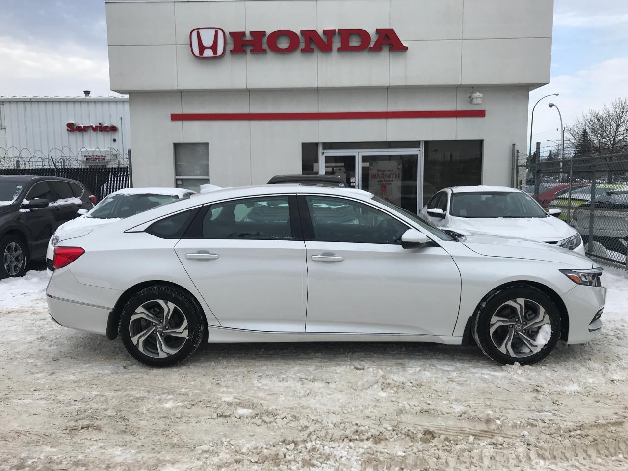 2018 Honda Accord EX-L Leather Like New
