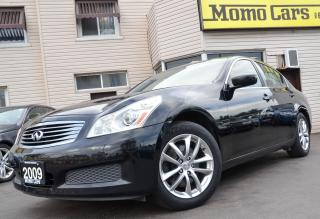 Used 2009 Infiniti G37X  Luxury! AWD! Only $114/Bi-weekly! for sale in St. Catharines, ON