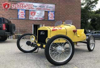 Used 1925 Ford Model T Speedster/RACER/ONTARIO REGISTRATION for sale in Cambridge, ON