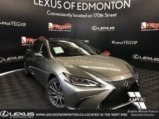 New 2019 Lexus ES 350 Luxury Package for sale in Edmonton, AB