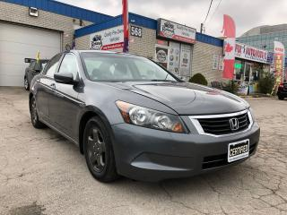 Used 2008 Honda Accord LX for sale in Oakville, ON