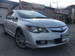 Used 2010 Acura CSX TYPE-S for sale in Oakville, ON