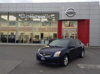 Used 2011 Nissan Sentra 2.0 LOCAL TRADE PRICED TO SELL FAST. for sale in Belleville, ON