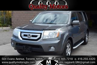 Used 2011 Honda Pilot Touring dvd navigation for sale in Etobicoke, ON