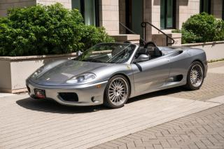 Used 2004 Ferrari 360 Spider - for sale in Vancouver, BC