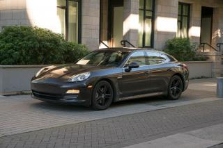 Used 2010 Porsche Panamera 4S for sale in Vancouver, BC