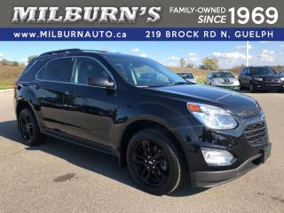 Used 2017 Chevrolet Equinox LT AWD / Nav. / Sunroof / Leather for sale in Guelph, ON