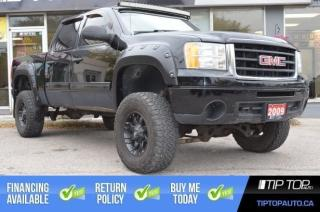 Used 2009 GMC Sierra 1500 SL ** Lifted, 4x4, 4.8L V8 ** for sale in Bowmanville, ON