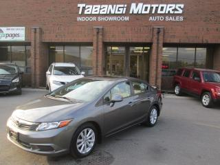 Used 2014 Honda Civic Sedan LX | NO ACCIDENT | SUNROOF | ALLOY WHEELS | BLUETOOTH for sale in Mississauga, ON