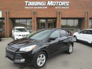 Used 2014 Ford Escape SE | NO ACCIDENTS | ALLOYS | BLUETOOTH | BACK UP CAMERA for sale in Mississauga, ON