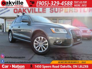 Used 2015 Audi Q5 2.0T Progressiv | PANO ROOF | NAVI | LOW KM!! for sale in Oakville, ON