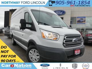 Used 2018 Ford Transit Connect SLIDING DOOR | REAR CAMERA | LED INTER LIGHTS | for sale in Brantford, ON