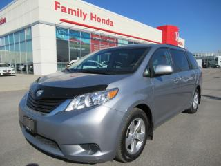 Used 2013 Toyota Sienna LE 8 PASSENGER for sale in Brampton, ON