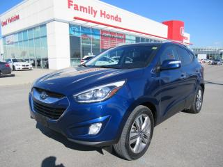 Used 2015 Hyundai Tucson Limited for sale in Brampton, ON