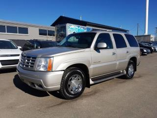 Used 2004 Cadillac Escalade for sale in Calgary, AB