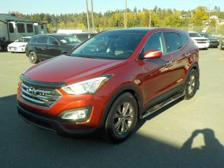 Used 2013 Hyundai Santa Fe Sport 2.4 AWD Luxury for sale in Burnaby, BC