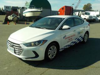 Used 2017 Hyundai Elantra SE 6AT for sale in Burnaby, BC