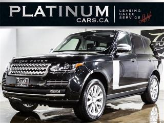 Used 2016 Land Rover Range Rover HSE Td6, NAVI, PANO, CAM, Headsup for sale in Toronto, ON