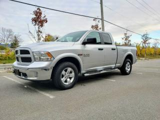 Used 2016 RAM 1500 Outdoorsman Eco-Diesel for sale in St-Eustache, QC
