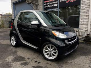 Used 2010 Smart fortwo Cabriolet 2 portes Passion for sale in Longueuil, QC