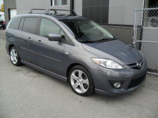 Used 2009 Mazda MAZDA5 6 Pass 4 cyl Auto. ECONO + GARANTIE 3 an for sale in Laval, QC