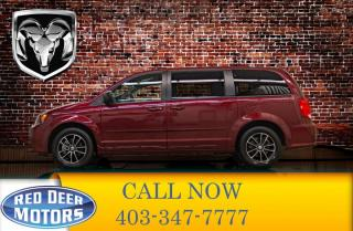 Used 2017 Dodge Grand Caravan SXT PLUS DVD for sale in Red Deer, AB