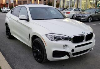 Used 2016 BMW X6 xDrive35i for sale in Dorval, QC