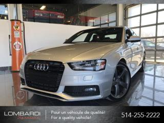 Used 2014 Audi S4 TECHNIK|DIFF SPORT|CARBON|BLACK OPTIC|B& for sale in Montréal, QC