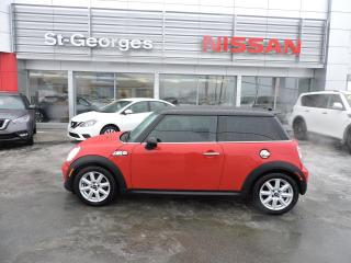 Used 2012 MINI Cooper S Coupé 2 portes S for sale in St-Georges, QC