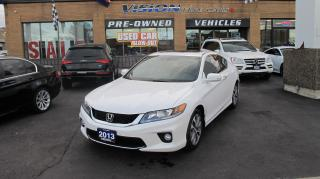 Used 2013 Honda Accord EX-L-NAVI (CVT)/SIDE CAM/B UP CAM/NAVI for sale in North York, ON