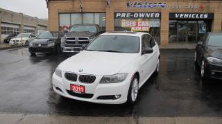Used 2011 BMW 328 i xDrive/LEATHER/SUNROOF for sale in North York, ON