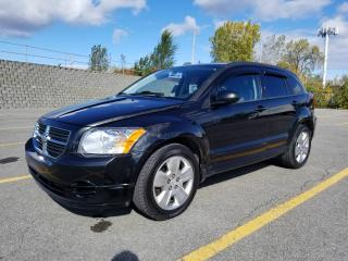 Used 2009 Dodge Caliber for sale in Laval, QC