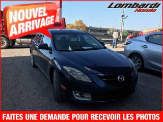 Used 2010 Mazda MAZDA6 GS*V6+MAGS+TOIT OUVRANT++* for sale in Montréal, QC