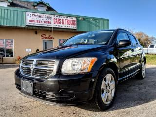 Used 2009 Dodge Caliber SXT AS IS for sale in Bolton, ON