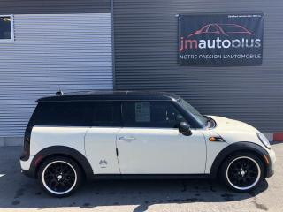 Used 2011 MINI Cooper Clubman Coupé 2 portes for sale in Québec, QC