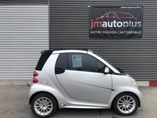 Used 2013 Smart fortwo Passion Cabriolet for sale in Québec, QC