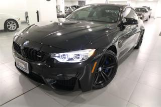 Used 2016 BMW M4 Coupe for sale in Newmarket, ON