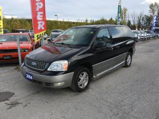 Used 2004 Ford Freestar SEL  WHEELCHAIR VAN for sale in Newmarket, ON