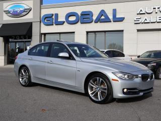 Used 2013 BMW 335i xDrive Sedan 300 HP MANUAL 6 SPEED. for sale in Ottawa, ON