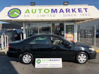 Used 2004 Toyota Camry LE for sale in Langley, BC