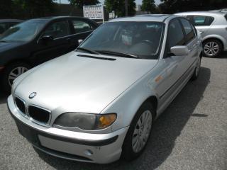 Used 2004 BMW 3 Series 320i